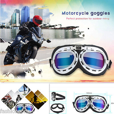 Motorcycle Goggles Riding Glasses Outdoor Motor Eyewear Cycling Wind Protection