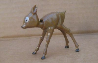Deer Fawn Nodder Bobble Head Hard Plastic Germany Breba