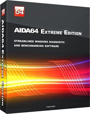 AIDA64 Extreme- Software Key - 12hr DELIVERY OR LESS!!!