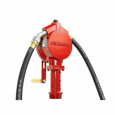 Fill-Rite FR112 2 in. NPT Cast Aluminum Rotary Style Continuous Hand Pump New