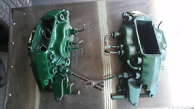 81 98 Rolls Royce Silver Spur Spirit Rear Brake Caliper Set With Parking Brake