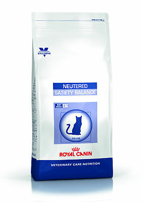 Croquettes Royal Canin Neutered Satiety Balance pour chat Sac 12 kg