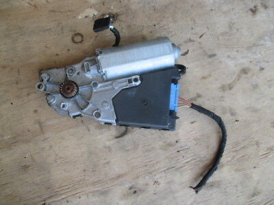Vw Golf Mk4 Gti - Electric Sunroof Motor Genuine Bosch / Vw Part 1J6909591