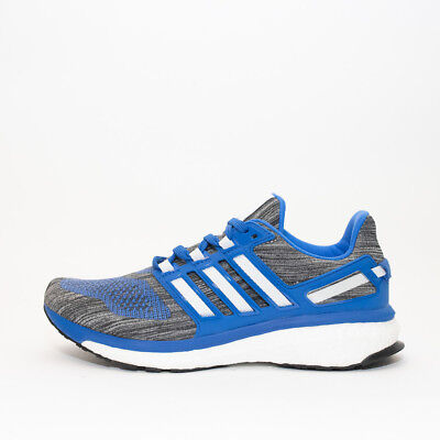 be1b0b03bc4 Mens Adidas Energy Boost 3 Blue Trainers RRP £109.99 Sizes 12   Above !