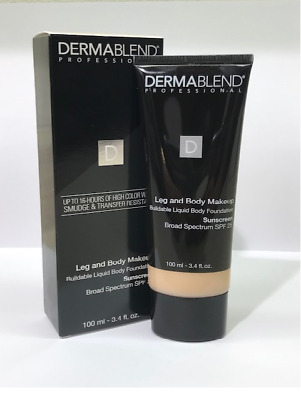 Dermablend Leg & Body Makeup SPF 25 - Fair Ivory - exp 11/18
