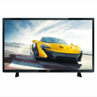 SMART TV 32 pollici Televisore Akai LED HD Ready DVB T2 Wifi AKTV3223T ITA