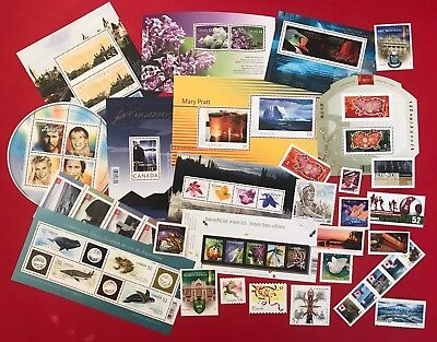 Canada 2007 Postage Stamps - Complete Year Annual Collection Stamp - Free Ship