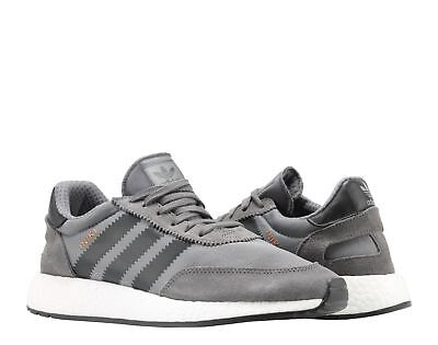 7c7c430b54d Adidas Originals Iniki Runner Grey Black White Men s Running Shoes BY9732