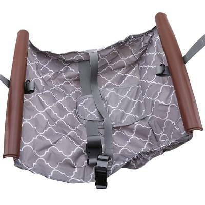 Cart Seat Shopping Cover Chair Baby Safety High Belt Cushion Grocery Mat W