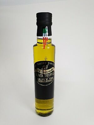 Black truffle olive oil 250 ml (Product of Italy)