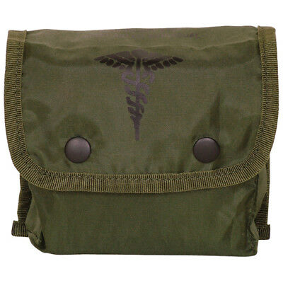 Soldier's Individual First Aid Pouch - Olive Drab