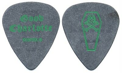 Good Charlotte authentic collectible 2004 tour issued Guitar Pick collection