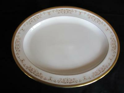 Royal Doulton Belmont H4991 Pattern Large Oval Serving Platter 16.25 inches