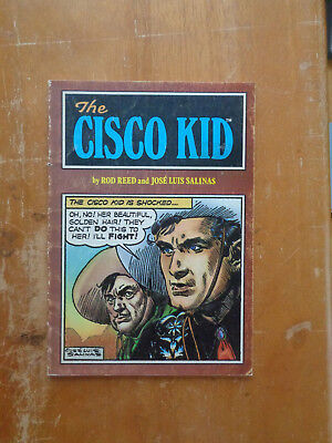 U. S. Classics: The Cisco Kid by Rod Reed (1983, Paperback) SC