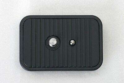 Quick Release Plate for Targus TG-P60T tripod or Target TG-P60T