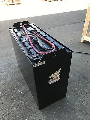 Refurbished Forklift Battery 18-85-17B