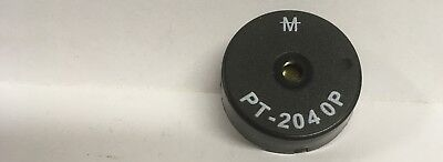 Mallory Sonalert PT-2040P 90dB@10cm at Rated Voltage 2 pin 4000 Hz +-500 NOS