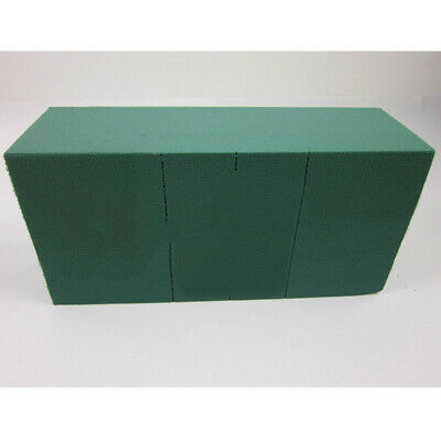 2X 3X Floral Foam Brick Fresh Flower Wedding Florist Flower Design DIY Craft