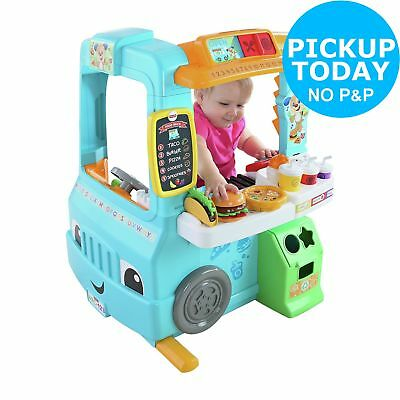 Fisher-Price Laugh & Learn Servin' Up Fun Food Truck.