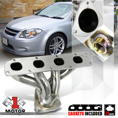 Stainless Steel Exhaust Header Manifold for 05-10 Chevy Cobalt/HHR/Ion 2.2/2.4