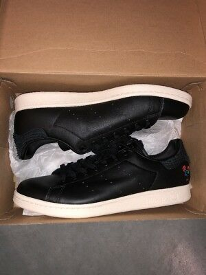 Adidas Stan Smith CNY Chinese New Year Of The Rooster Black BA7779 Sz 12