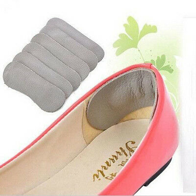 5 Pairs Comfortable Shoes Back Heel Protective Insoles Soft Fabric Pads HOTSALES