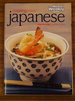Women's Weekly Recipe Book - Japanese Cooking Class Step-By-Step Japan Asian