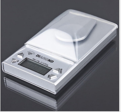 20g/0.001g Milligram High Precision Digital Jewelry Diamond Kitchen Scale Weight