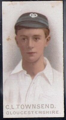 Wills-Cricket Cricketers 1896- Gloucestershire - Townsend