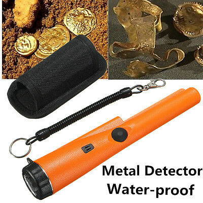 GP Pointer Automatic Metal Detector Pinpointer Waterproof ProPointer & Holster