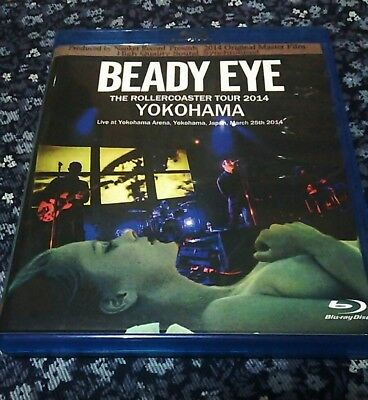 BEADY EYE (OASIS) LIAM GALLAGHER / 2014 japan / RARE LIVE IMPORT / 1BD /