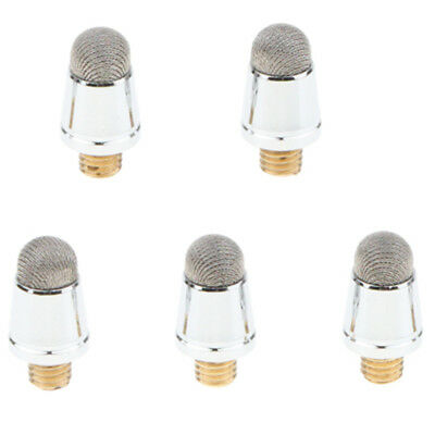 5Pack Capacitive Micro-Fiber Tip For Cell Phone iPad Stylus Pen Dia 6.0mm