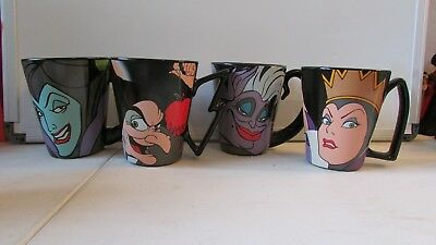 Disney Store Villains Mugs Quotesursulaold Hag Evil Queen