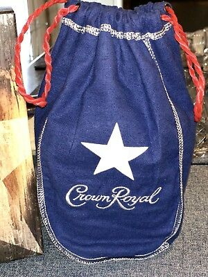 Crown Royal Texas Mesquite Limited Edition BAG NEW