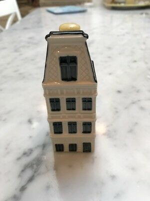 Bols KLM Delft House #61 Mini Liquor Bottle Dutch Royal Distillery **SEALED**