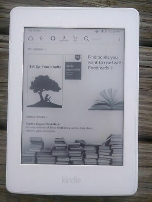 AMAZON KINDLE LOT of 5 - D01100, Voyage, Paperwhite 3rd/7th