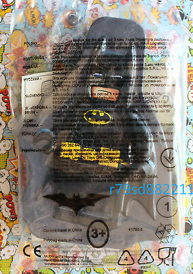 Lego Batman Movie Puzzle Spiel in Batman Blechdose McDonald's Happy Meal