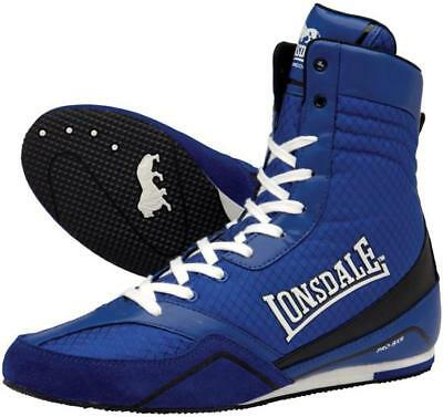 Lonsdale quick boxing boots size 10 new in box