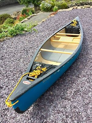 OLD TOWN DISCOVERY 119 canoe canadian open touring solo type