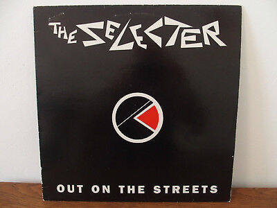 The Selecter - Out On The Streets (live) / Vinyl