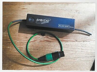 Ambient timecode transmitter for Ambient slate 201/301 RF - Black Box