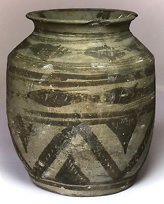 Egyptian Coptic Christian Pottery Urn 500 AD