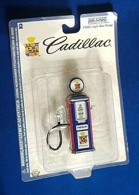 Gearbox Vintage Premium Cadillac 1950's Gas Pump Highly detailed MIP NEW PACKAGE