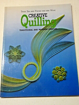 Creative Quilling Soft Cover Book