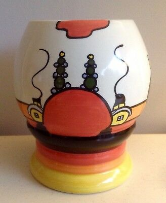 Lorna Bailey Old Ellgreave Marshland Cottage Vase..