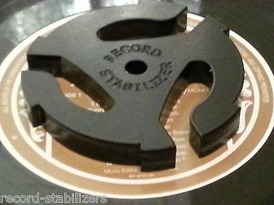 260 gram Carbon Steel Record turntable stabilizer Weight/Clamp