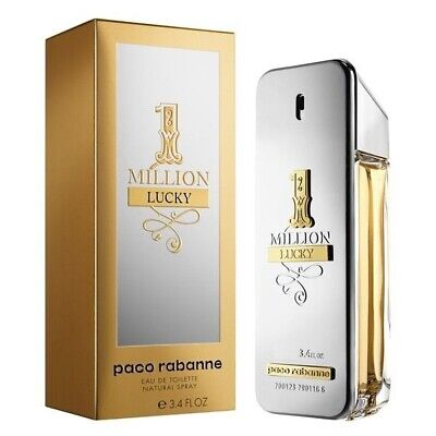 NUOVO PACO RABANNE ONE MILLION LUCKY EAU DE TOILETTE 50, 100 y 200 ML SPRAY
