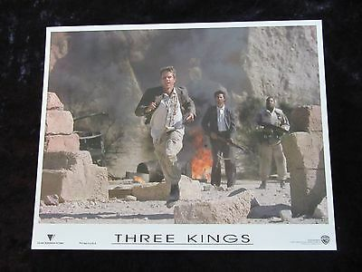 Three Kings lobby card # 1 - Mark Wahlberg