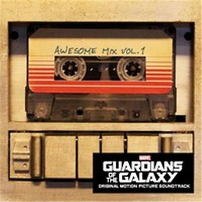 Guardians Of The Galaxy Awesome Mix Vol 1 Soundtrack Cd New