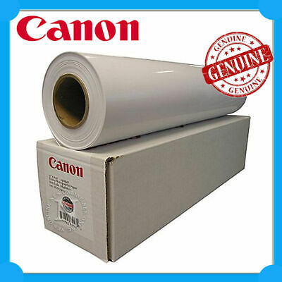 "Canon A1 Bond Paper 80GSM 594mmx50m 4 Rolls 3"" Core for 24"" Printer CPCAD594"